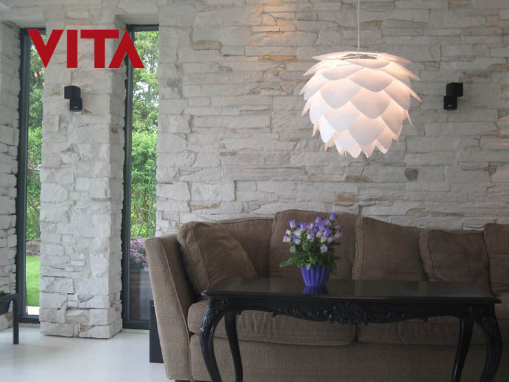 SILVIA 3灯ペンダント(プルスイッチ) サイズ:φ450×H450/コード700mm  消費電力:60W×3+ナツメ球5W